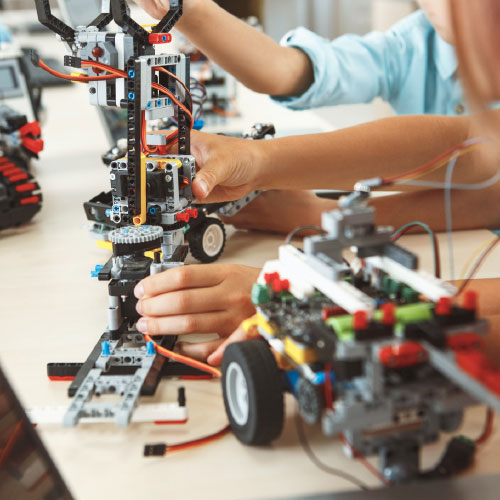 Integrated robotics curriculum